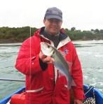 Pêche du Bar en Rance