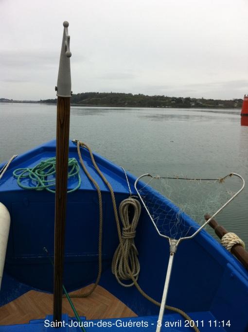 Canot breton pret à l'emploi